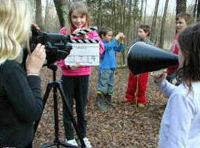Movie Makers Summer Camp Class Image